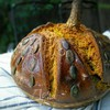 Тыквенный хлеб с гречишной мукой