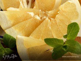 Помело: цитрусовая экзотика