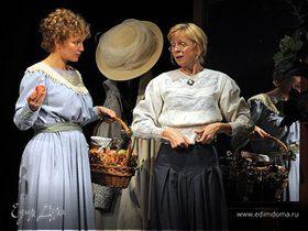 Спектакль «Три сестры» в Тбилиси