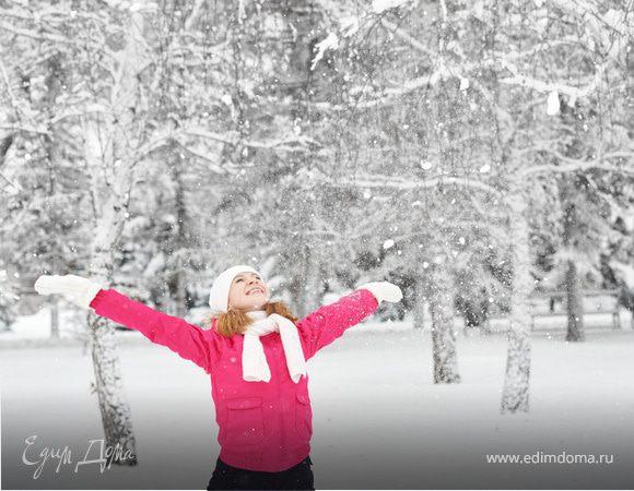 Правильное питание зимой: как укрепить иммунитет