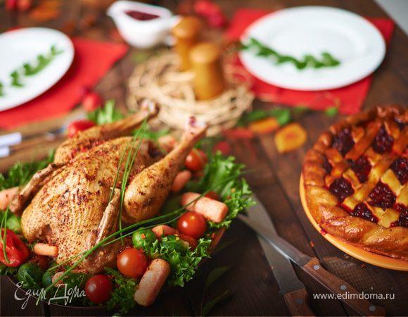 Правильное питание в новогодние праздники