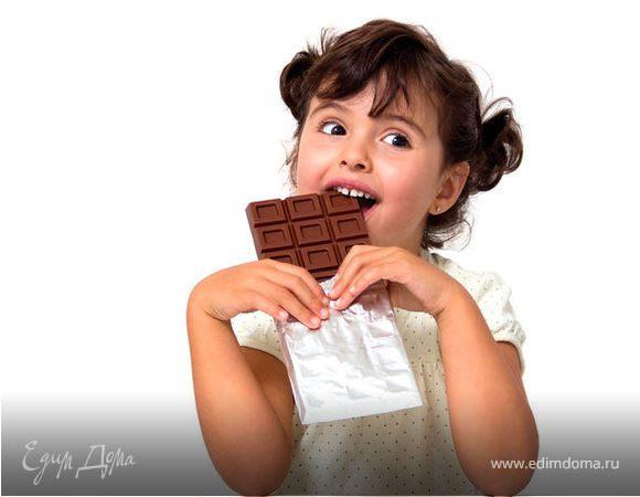 Дети и сладкое: здоровые отношения