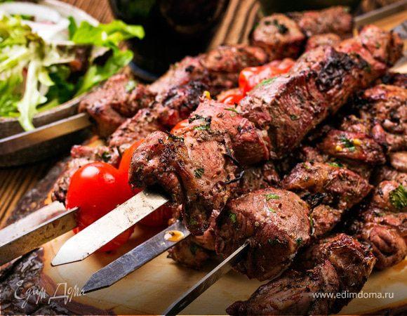 Вкусные маринады для мяса