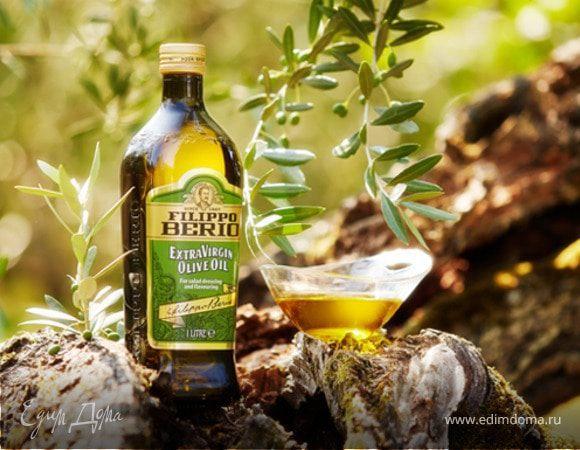 Оливковое масло: с пользой для организма