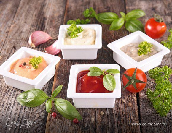 Специи, соусы и приправы к новогоднему столу: к какому блюду какой соус подходит