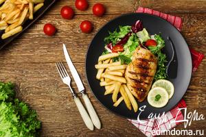 Кухни мира: угадай, что за блюдо!