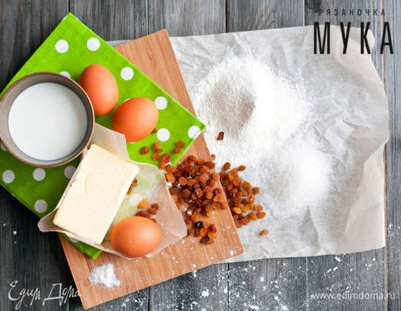 Пасхальное тесто на куличи: инструкция к применению