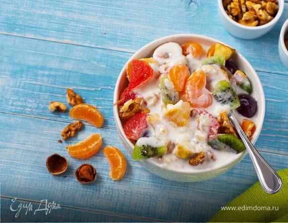 Весенний полезный завтрак: рецепты