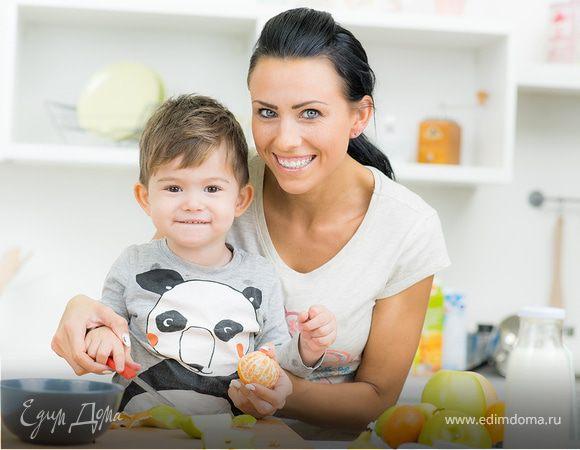 Здоровый ребенок: десять продуктов для детского иммунитета