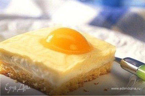 творожная запеканка с сыром и яйцом