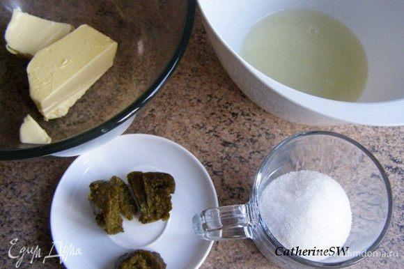 Приготовим ингредиенты для начинки. Рецепт начинки с сайта niksya.ru