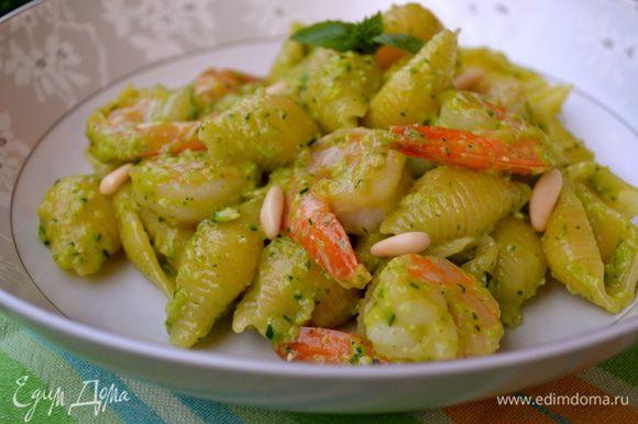 Разложить по тарелкам и подавать!!! Buon appetito!!! ))))))