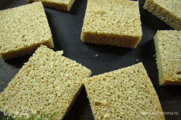 Немного подсушить хлеб. Подавать можно как отдельный соус или же намазать гуакамоле на подсушенный хлеб.