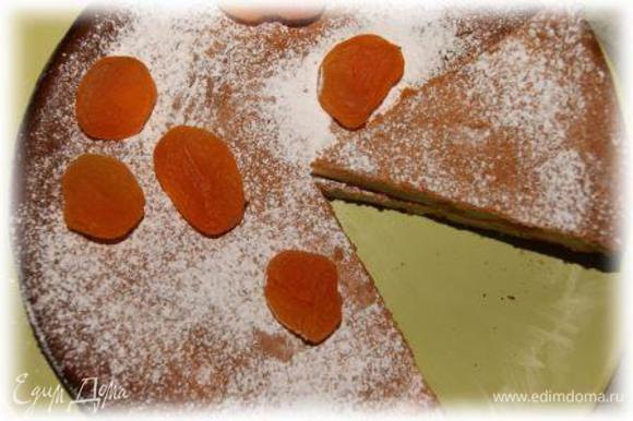 Выложить тесто в форму, выпекать при 180 гр. 40 минут. Готовую запеканку остудить. Приятного аппетита.