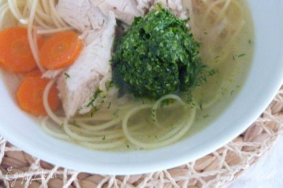 Очень вкусный супчик - Куриный суп с лапшой на новый лад от Катерина_Н http://www.edimdoma.ru/retsepty/64587-kurinyy-sup-s-lapshoy-na-novyy-lad Очень нам полюбился такой вариант, великолепная идея!