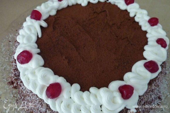 Любителям ароматной выпечки очень рекомендую - Шоколадный торт с коньяком и специями - от Ирина Арканникова . http://www.edimdoma.ru/retsepty/64819-shokoladnyy-tort-s-konyakom-i-spetsiyami Это очень-очень вкусный торт! Всем советую попробовать!