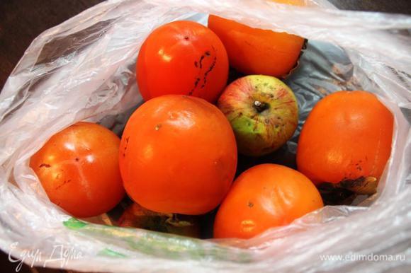 Этилен, который выделяет яблоко, позволяет фруктам дозреть всего за пару дней.