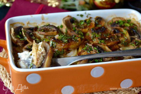 Приятного аппетита и ярких праздников! P.S.: А я благодарю за рецепт Машеньку (maraki84).