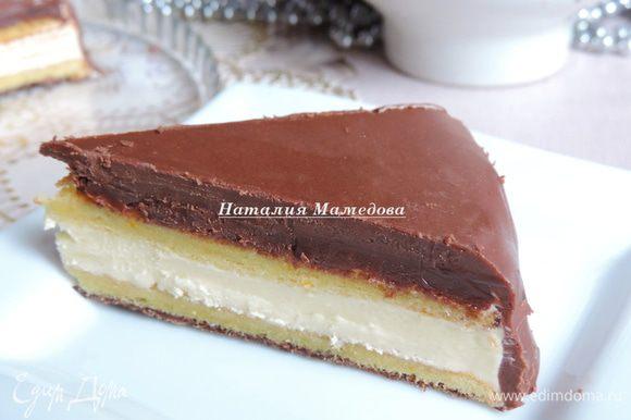 Мечта шоколадоголика и любого сладкоежки. Приятного аппетита!!