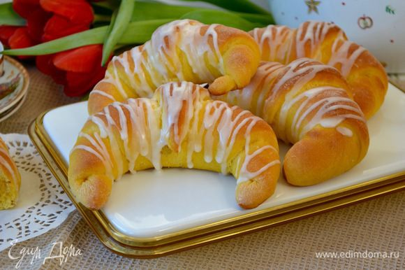Вот и все! Вкусная домашняя выпечка готова радовать Вас и Ваших близких!