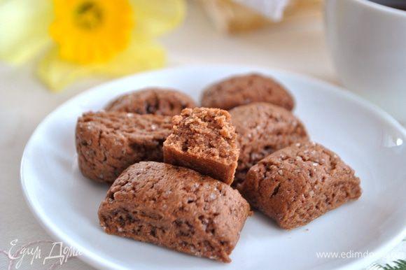Это печенье обожают дети за их форму и вкус. Приятного аппетита!