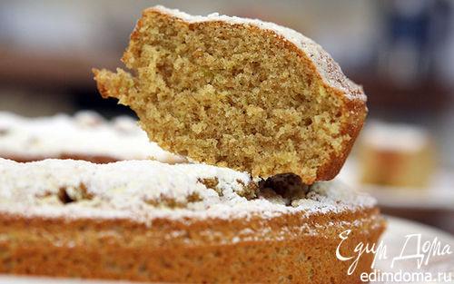 Рецепт Средневековый сливочный пирог