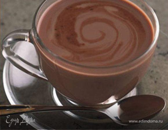 Чинтаки_Горячий шоколад с чили