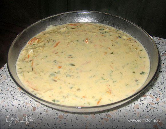 Рыбно-сливочный суп