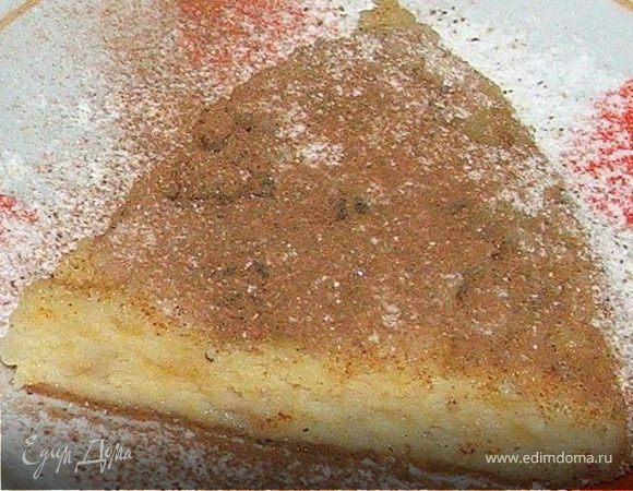 """Легкий ябпочный десерт """"Вместо пирожного"""""""