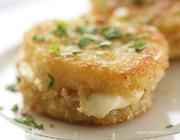 Картофель с сыром