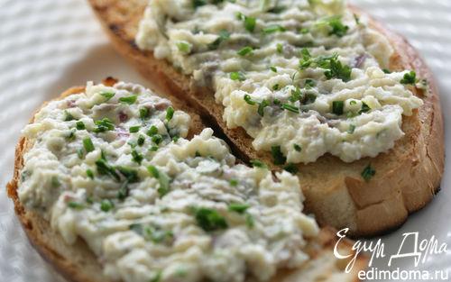 Рецепт Русский бутерброд с сельдью