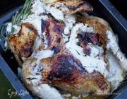Цыплята с маскарпоне