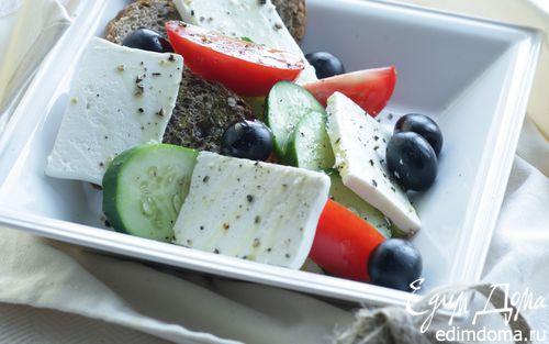 Рецепт Средиземноморский завтрак