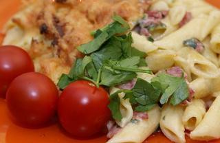 Рецепт Паста «Четыре сыра»