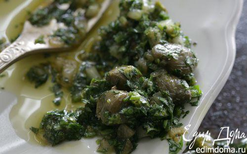 Рецепт Salsa verde