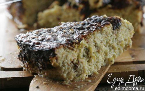 Рецепт Пирог из кабачков с мятой