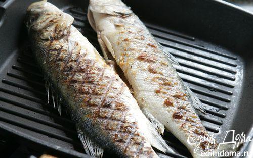 Рецепт Сибас, запеченный в духовке