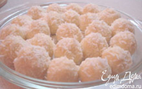 Рецепт конфетки рафаэлки