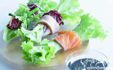 Рецепт Зеленая закуска с обвязкой