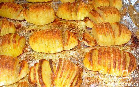 Рецепт Праздничный картофель