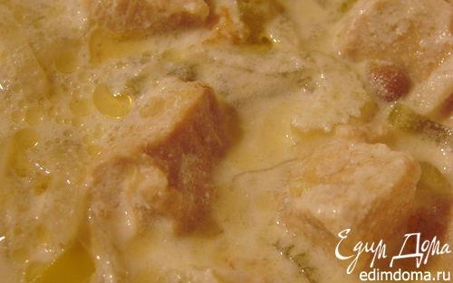 Рецепт Бельгийский сливочный суп