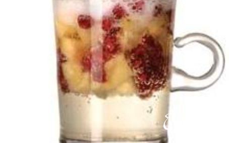 Рецепт Гранатово-ананасовый крюшон