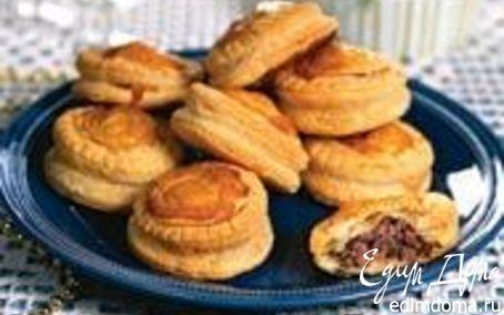 Рецепт Мини-пирожки