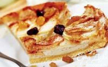 Рецепт Креольский яблочный пирог