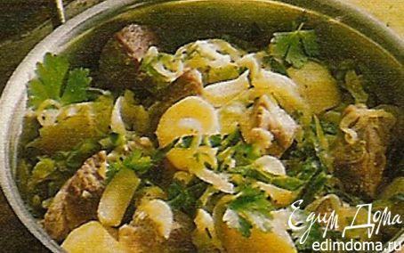 Рецепт Рагу из баранины