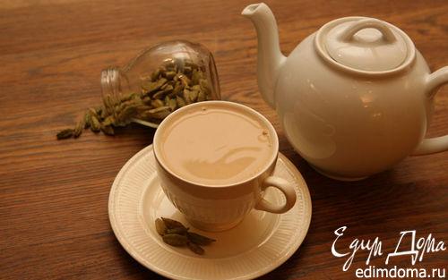 Рецепт Чай с кардамоном