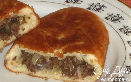 Рецепт Жареные пирожки с легким