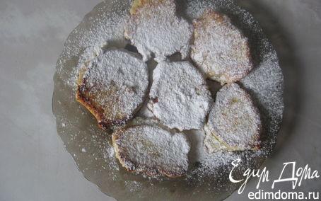 Рецепт Яблочные оладушки (От года )