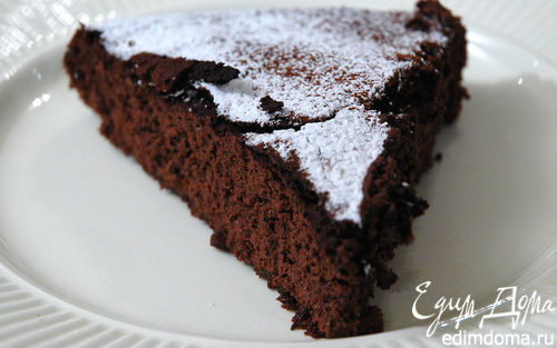 Рецепт Шоколадный чизкейк
