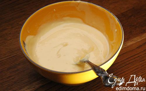 Рецепт Заварной крем из йогурта